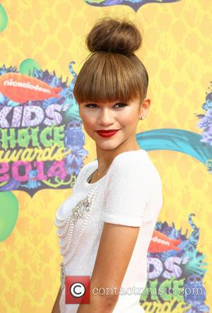 Zendaya Coleman - Nickelodeon Kids' Choice Awards 2014 held at USC's Galen Center - Arrivals - Los Angeles, California, United...