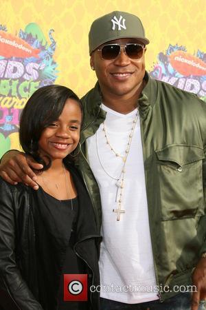 Ll Cool J and Daughter Nina