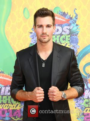 James Maslow - Nickelodeon Kids' Choice Awards 2014 held at USC's Galen Center - Los Angeles, California, United States -...
