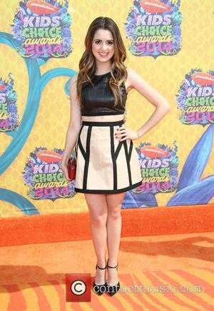 Laura Marano - Nickelodeon Kids' Choice Awards 2014 held at USC's Galen Center - Los Angeles, California, United States -...