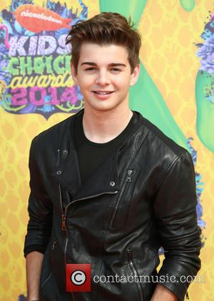 Jack Griffo - Nickelodeon Kids' Choice Awards 2014 held at USC's Galen Center - Los Angeles, California, United States -...
