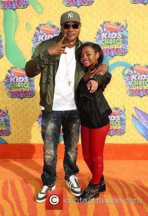 Ll Cool J and Nina Simone Smith