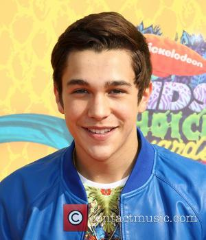 Austin Mahone - Nickelodeon Kids' Choice Awards 2014 held at USC's Galen Center - Los Angeles, California, United States -...