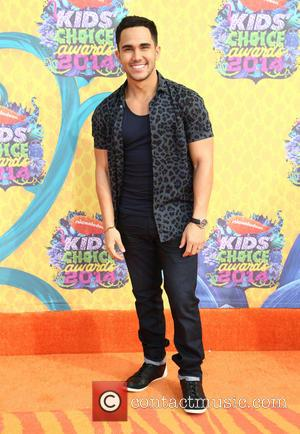 Carlos Pena Jr - Nickelodeon Kids' Choice Awards 2014 held at USC's Galen Center - Los Angeles, California, United States...