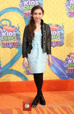 Rowan Blanchard - Nickelodeon Kids' Choice Awards 2014 held at USC's Galen Center - Los Angeles, California, United States -...