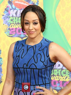 Tia Mowry - Nickelodeon Kids' Choice Awards 2014 held at USC's Galen Center - Los Angeles, California, United States -...