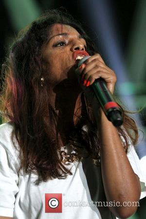 M.I.A and Mathangi Arulpragasam - M.I.A performing live at the Ultra Music Festival - Miami, Florida, United States - Saturday...