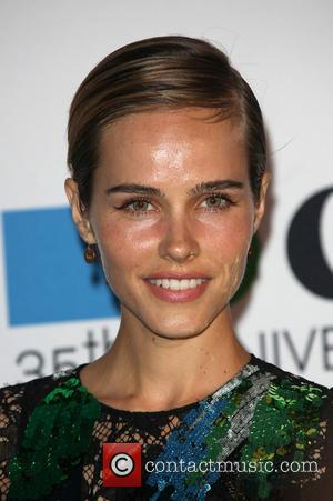 Isabel Lucas - MOCA 35th Anniversary Gala Celebration At The Geffen Contemporary at MOCA - Los Angeles, California, United States...