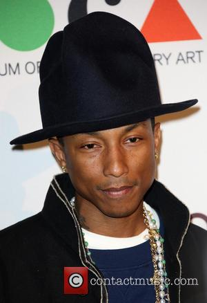 Pharrell Joins The Voice