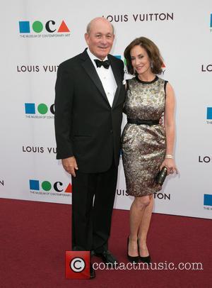 Lilly Tartikoff and Bruce Karatz