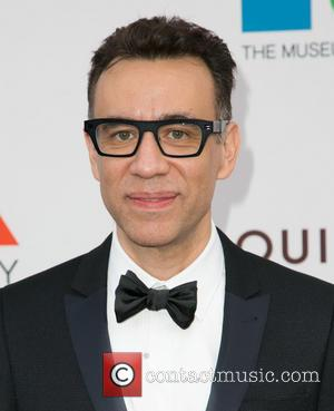 Fred Armisen - Celebrities attend MOCA's 35th Anniversary Gala presented by Louis Vuitton welcoming new Director Philippe Vergne at The...