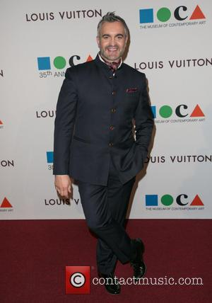 Martin Lawrence Bullard - Celebrities attend MOCA's 35th Anniversary Gala presented by Louis Vuitton welcoming new Director Philippe Vergne at...