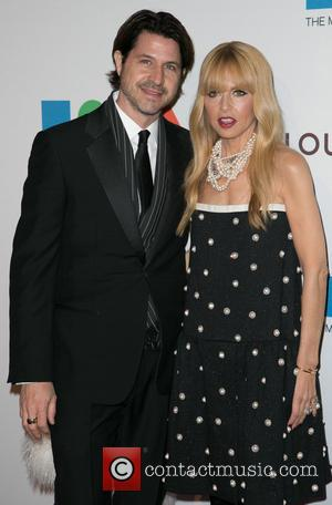 Roger Berman and Rachel Zoe
