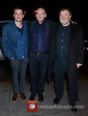 Killian Scott, John Michael Mcdonagh and Brendan Gleeson