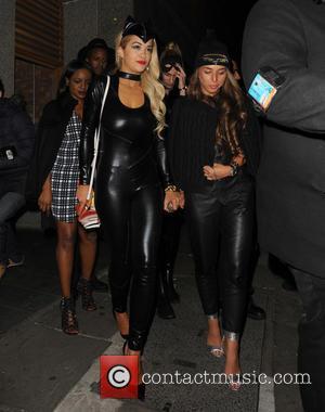 Rita Ora, Chloe Green and Keisha Buchanan