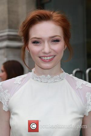 Eleanor Tomlinson - The Jameson Empire Awards 2014 held at Grosvenor House - Outside Arrivals - London, United Kingdom -...
