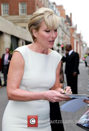 Emma Thompson - The Jameson Empire Awards 2014 held at Grosvenor House - Outside Arrivals - London, United Kingdom -...