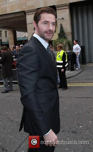 Richard Armitage - The Jameson Empire Awards 2014 held at Grosvenor House - Outside Arrivals - London, United Kingdom -...