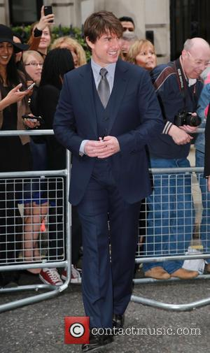 Tom Cruise - The Jameson Empire Awards 2014 held at Grosvenor House - Outside Arrivals - London, United Kingdom -...