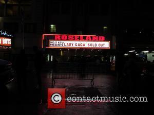 Lady Gaga and Roseland Ballroom