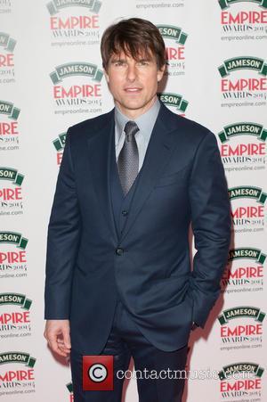 Tom Cruise - Jameson Empire Awards 2014 held at The Grosvenor House - Arrivals. - London, United Kingdom - Sunday...