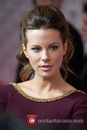 Kate Beckinsale - Jameson Empire Awards 2014 held at The Grosvenor House - Arrivals. - London, United Kingdom - Sunday...