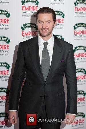 Richard Armitage - Jameson Empire Awards 2014 held at The Grosvenor House - Arrivals. - London, United Kingdom - Sunday...
