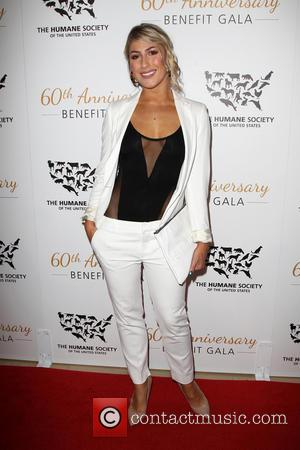 Emma Slater - The Humane Society Of The United States 60th Anniversary Benefit Gala - Beverly Hills, California, United States...