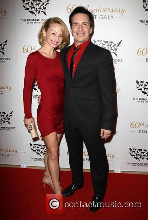 Hal Sparks and Guest - The Humane Society Of The United States 60th Anniversary Benefit Gala - Beverly Hills, California,...