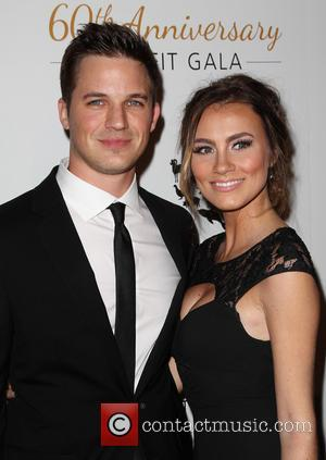Matt Lanter and Angela Stacy - The Humane Society Of The United States 60th Anniversary Benefit Gala - Beverly Hills,...
