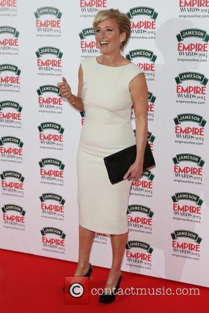 Emma Thompson - The Jameson Empire Awards 2014 held at Grosvenor House - Arrivals - London, United Kingdom - Sunday...