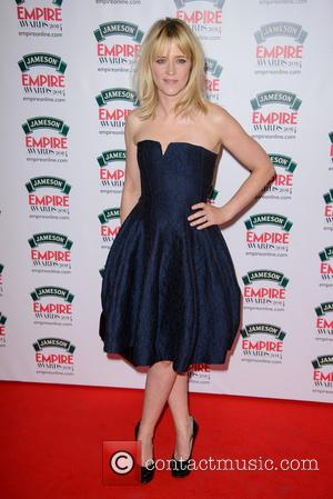 Edith Bowman - The Jameson Empire Awards 2014 held at Grosvenor House - Arrivals - London, United Kingdom - Sunday...