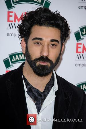 Ray Panthaki - The Jameson Empire Awards 2014 held at Grosvenor House - Arrivals - London, United Kingdom - Sunday...