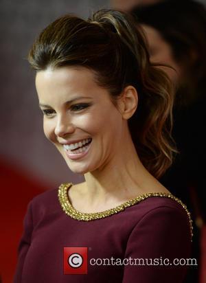 Kate Beckinsale - The Jameson Empire Awards 2014 held at Grosvenor House - Arrivals - London, United Kingdom - Sunday...