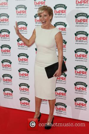 Emma Thompson - The Jameson Empire Film Awards 2014 - Arrivals - London, United Kingdom - Sunday 30th March 2014