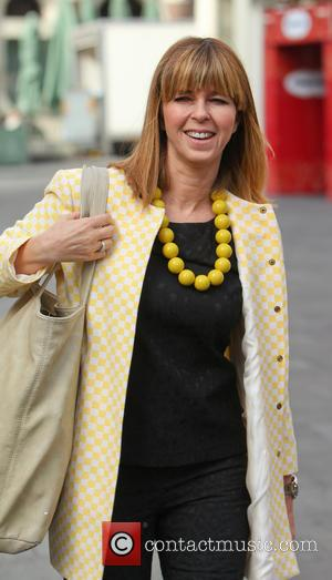 Kate Garraway - Celebrities arrive for the premiere of Rio 2 at Vue Cinema in Leicester Square - London, United...