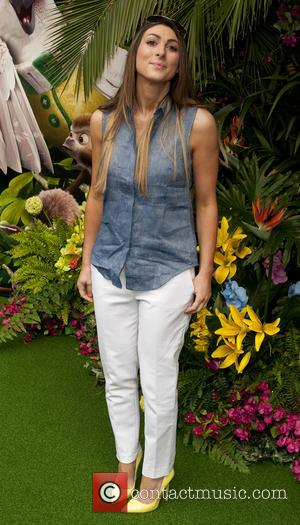 Luisa Zissman - Rio 2 - VIP film screening held at the Vue West End - Arrivals - London, United...