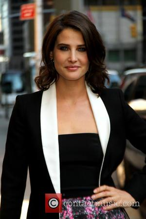 Cobie Smulders - 'The Late Show with David Letterman' at the Ed Sullivan Theater - Arrivals at The Late Show,...