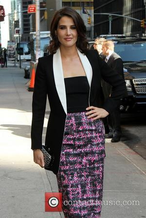 Cobie Smulders - 'The Late Show with David Letterman' at the Ed Sullivan Theater - Arrivals - New York, New...
