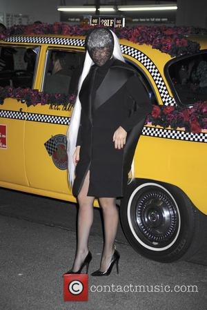 Lady Gaga - Lady Gaga arrives at Roseland Ballroom - New York, New York, United States - Monday 31st March...