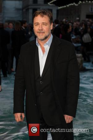 Russell Crowe - U.K. premiere of 'Noah' held at the Odeon Leicester Square - Arrivals - London, United Kingdom -...