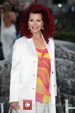 Cleo Rocos - U.K. premiere of 'Noah' held at the Odeon Leicester Square - Arrivals - London, United Kingdom -...