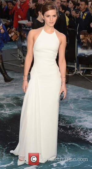 Emma Watson - U.K. premiere of 'Noah' held at the Odeon Leicester Square - Arrivals - London, England, United Kingdom...