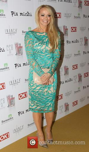 Liz McClarnon - The Pia Michi & Inanch fashion show held at Millennium Hotel London - Arrivals - London, United...