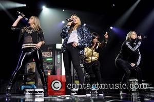 All Saints - The Backstreet Boys performing live in concert at the O2 Arena with support from All Saints -...
