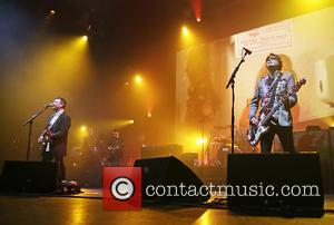 Manic Street Preachers - Manic Street Preachers performing live in concert at the Manchester O2 Apollo - Manchester, United Kingdom...
