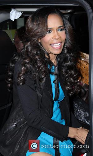 Michelle Williams - Former Destiny's Child member Michelle Williams at the Ed Sullivan Theatre in New York City - New...