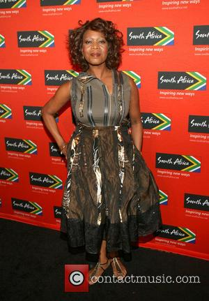 Alfre Woodard - 2014 South African Tourism's Ubuntu Awards held at Gotham Hall - Arrivals - New York City, New...