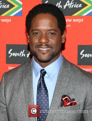 Blair Underwood - 2014 South African Tourism's Ubuntu Awards held at Gotham Hall - Arrivals - New York City, New...