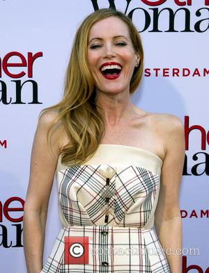 Leslie Mann - Gala premiere of 'The Other Woman' held at the Pathe Tuschinski Theatre - Arrivals - Amsterdam, Netherlands...